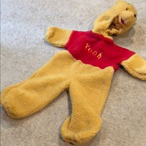 Winnie the Pooh plush costume from Disney Store